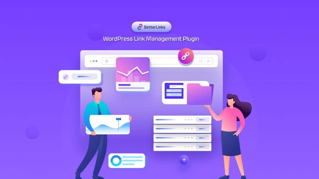 link management links -blog