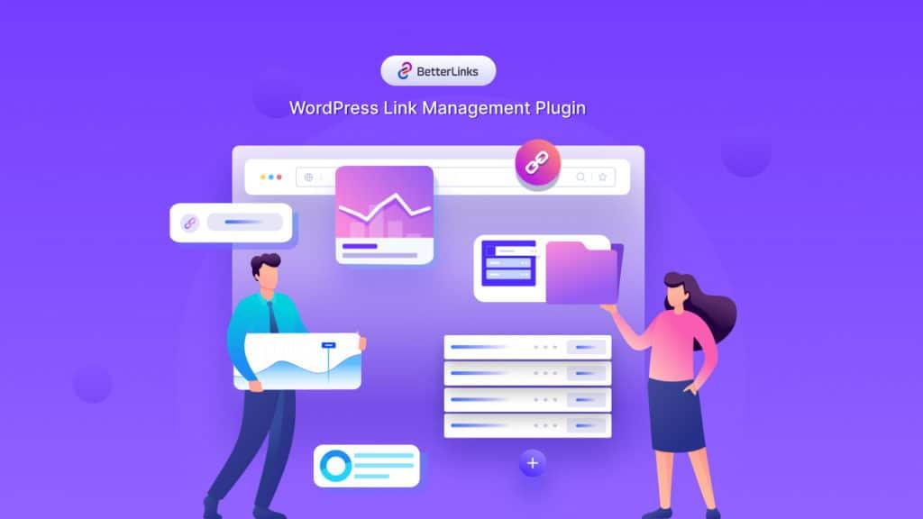 link management plugin
